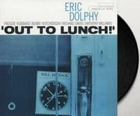 ERIC DOLPHY Out To Lunch Vinyl Record LP Blue Note 2016